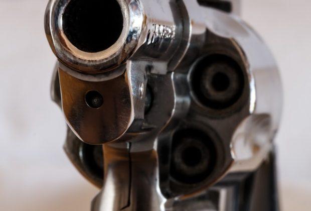 Pistolet plomb