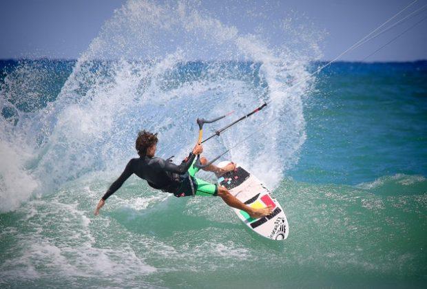 kite surf un sport extrême et dangereux